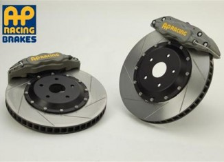 AP Racing Competition Gray Calipers