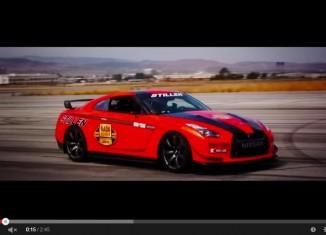 50,000+ views of the STILLEN GT-R Video on youtube in 6 days