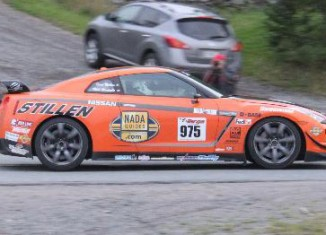 STILLEN GT-R during Racing Day 3 at the 2009 Targa Newfoundland Rally