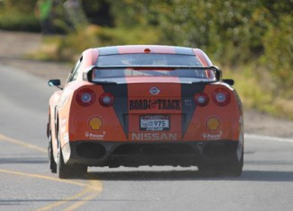 STILLEN GT-R at the 2009 Targa Newfoundland Rally