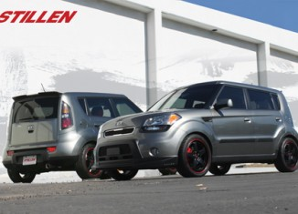 STILLEN Kia Soul Body Kit