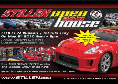 Stillen open house saturday may 8th update stillen for Garage volkswagen flers
