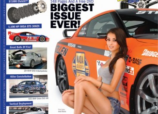 STILLEN R35 GT-R Featured on Cover of DSPORT July 2010