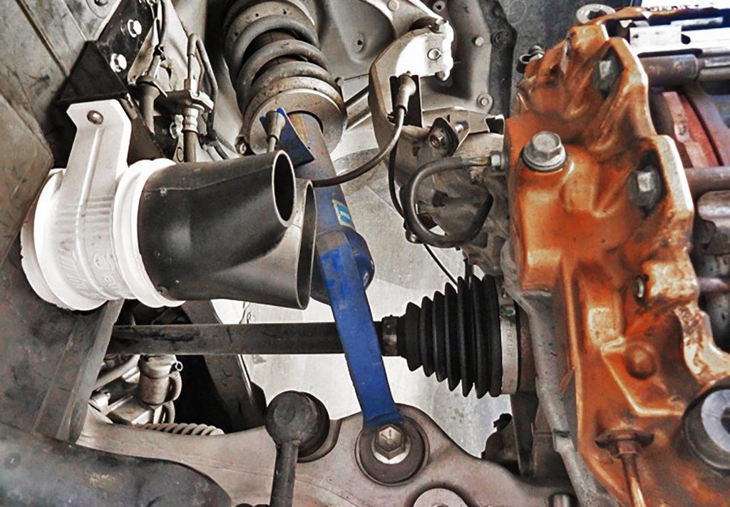GTR308395 STILLEN GT-R FRONT BRAKE COOLING KIT ICARUSPIC2