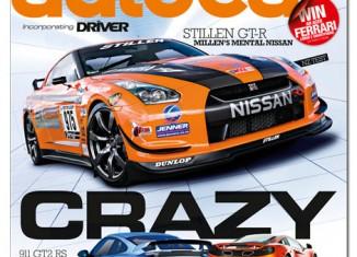 NZ Autocar September 2010 Issue Featuring STILLEN R35 GT-R