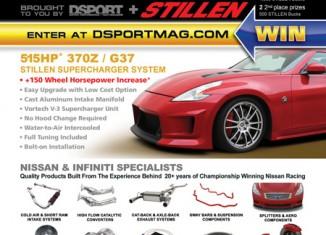 STILLEN DSPORT Contest - Win $2000