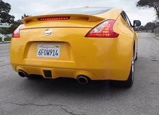 STILLEN 370Z Stainless Exhaust
