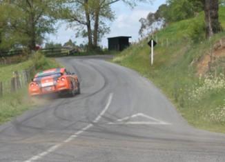 Steve Millen Targa New Zealand R35 GT-R Day 2