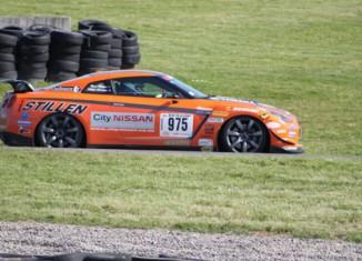 Steve Millen STILLEN R35 GT-R Targa New Zealand Manfield Race Track