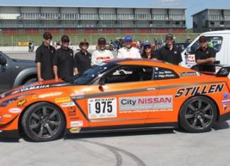 STILLEN team at Targa Rally
