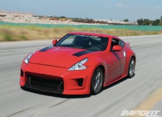Super Street Magazine drives and reviews the STILLEN Supercharged 370Z
