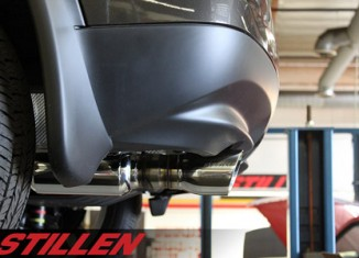 STILLEN exhaust system for Nissan Juke