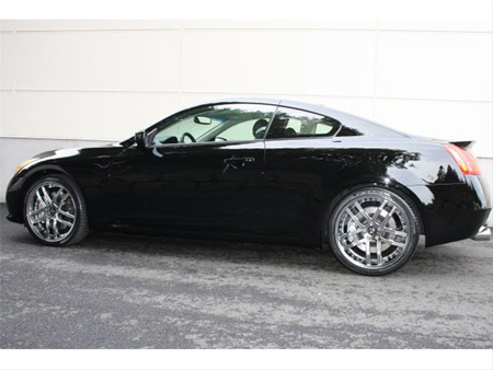Custom Infiniti G37S Available at Beaverton Infiniti