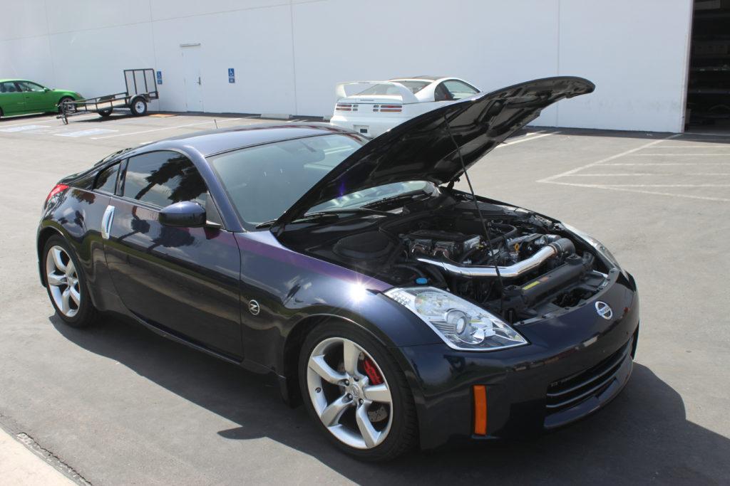 STILLEN Nissan 350 HR STILLEN SUPERCHARGED (10)