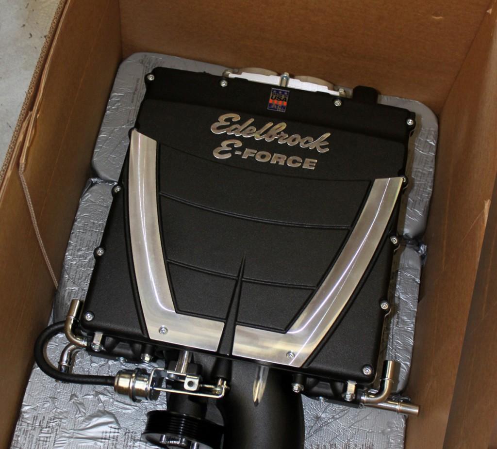 Corvette C6 Edelbrock Supercharger