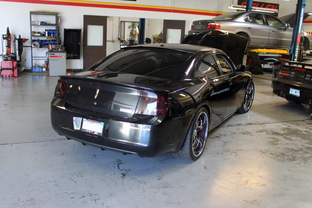 Dodge Charger Getting a Supercharger Magnacharger at the STILLEN Performance Shop