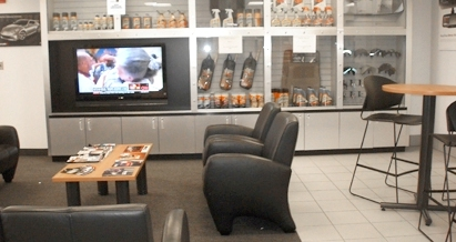 Criswell Nissan Owner's Lounge