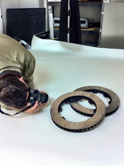 Getting the Perfect Shot of the R35 GT-R J-Hook Rotors
