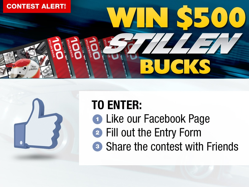 Win $500 in STILLEN Bucks