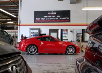 370Z Getting Ready for the High Octane Tuners Car
