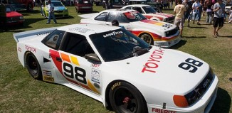 Steve Millen's Toyota