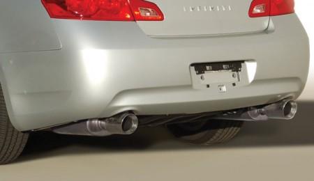 2013 Infiniti G37 Sedan Cat-back Exhaust