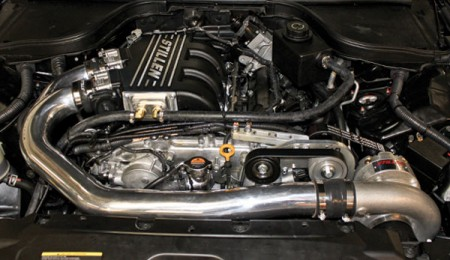 2013 Infiniti G37 Coupe Supercharger
