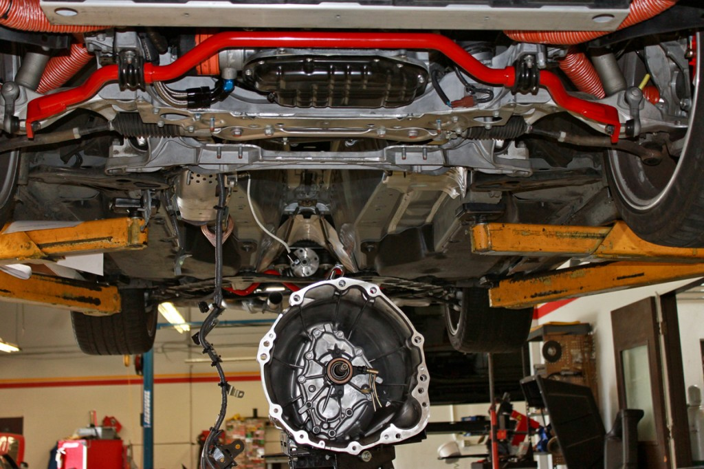 370Z Nismo Clutch and Sway Bars