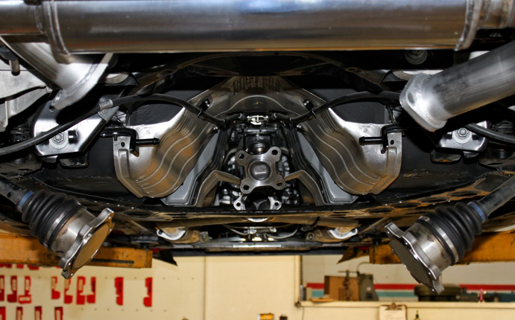370Z 370Z Nismo Differential