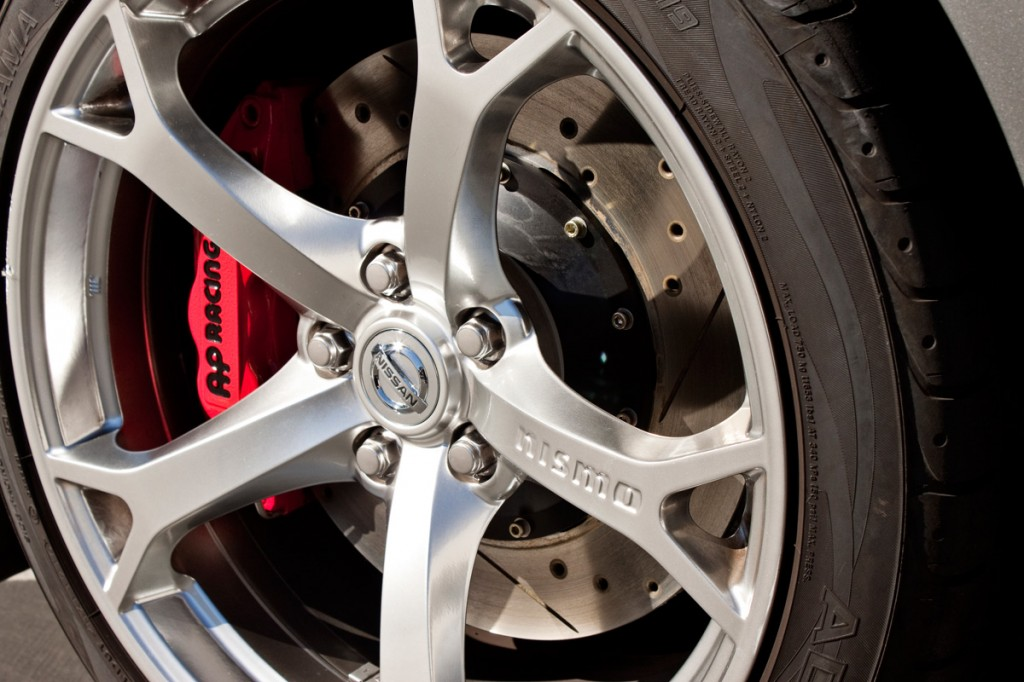 370Z Nismo AP Racing Big Brake Kit
