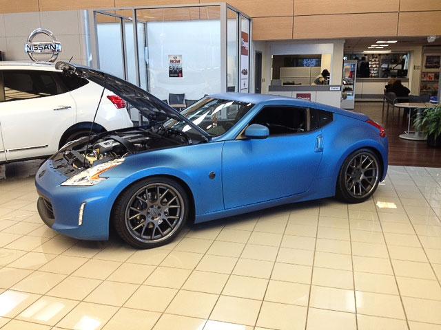 Dealership Spotlight East Charlotte Nissan Stillen Garage
