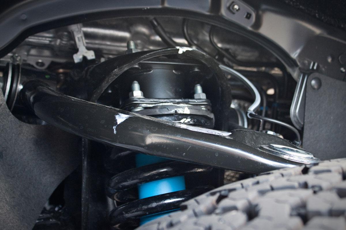 Toyota Tundra ReadyLift Leveling Kit