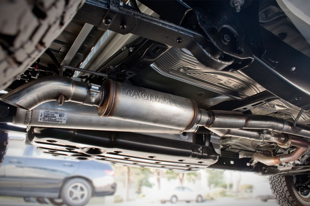 Toyota Tundra Magnaflow Exhaust