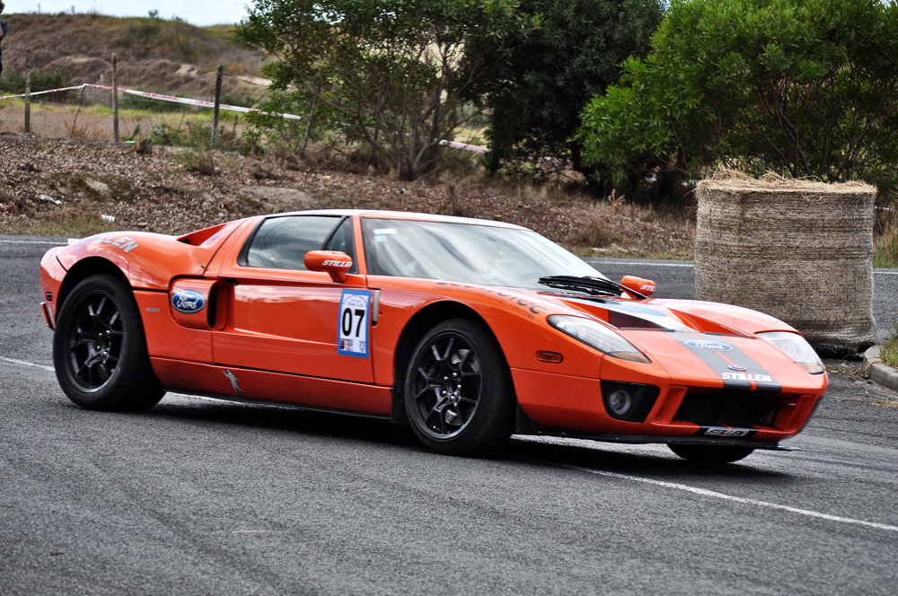 Steve Millen Ford GT