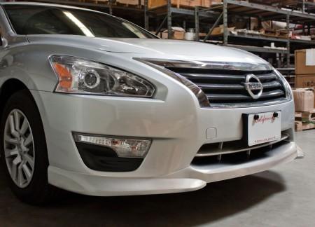 2013 Nissan Altima Front Lip Spoiler