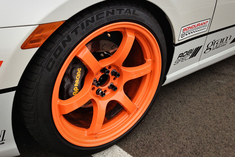 AP Racing at 2013 Long Beach Forumal Drift