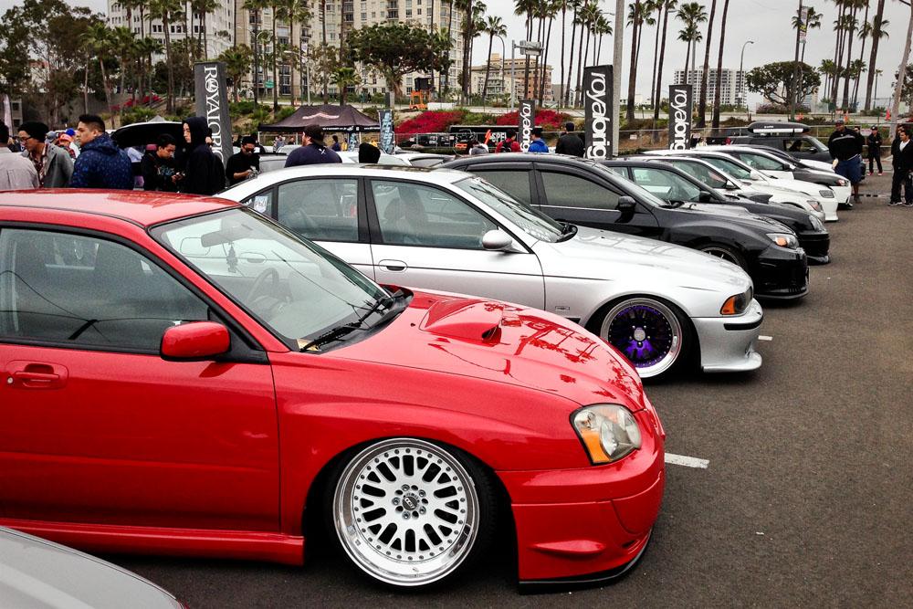 Slammed Society Car Show