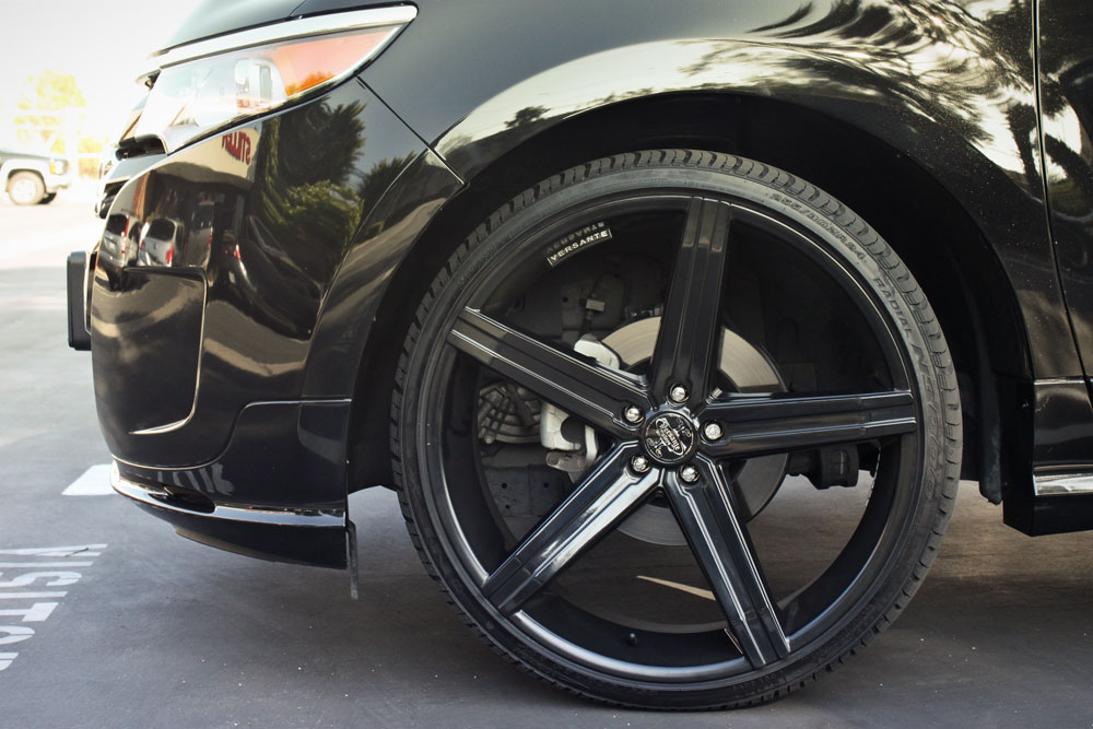Image Result For Ford Edge Body Kit