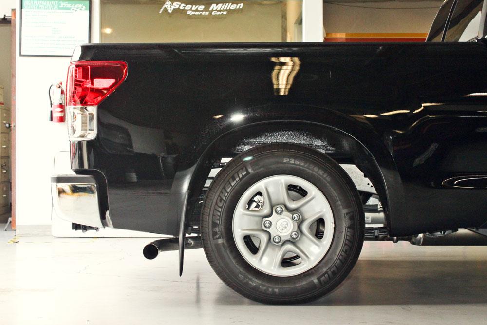 2013 toyota tundra lowering kit rear flip kit