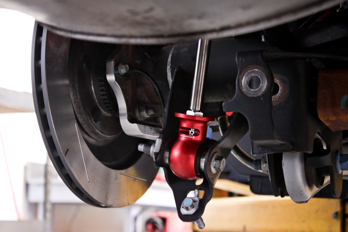 GT500 Eibach Coilovers Rear