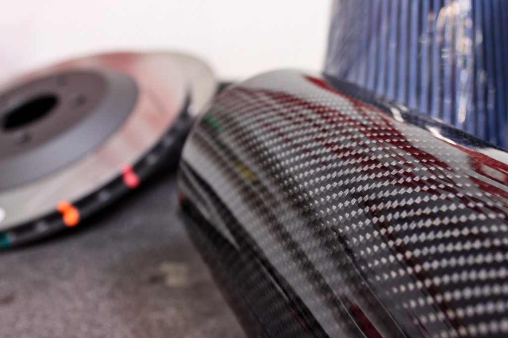 Ford GT 500 Carbon Fiber Intake