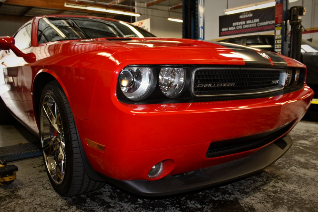 Dodge Challenger SRT8 at the STILLEN Shop