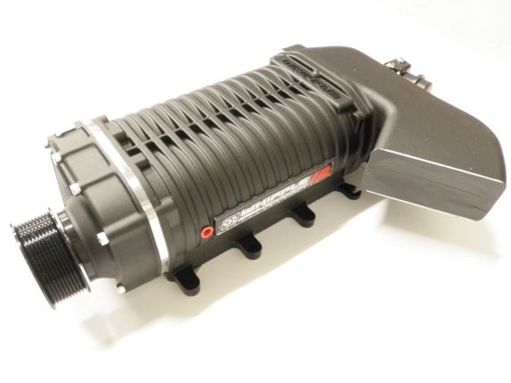 whipple supercharger