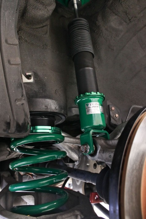 350Z Tein Coilovers EDFC Rear