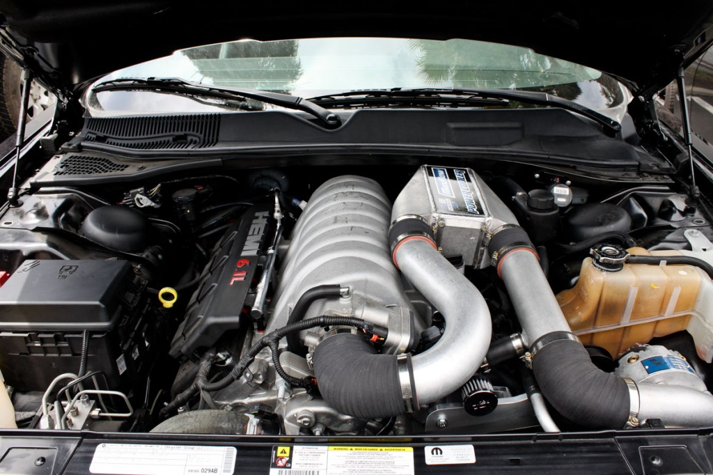 Dodge Challenger SRT8 Vortech Supercharger