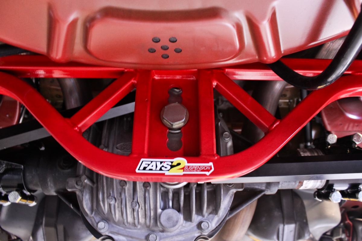 Ford Racing Performance Parts >> Ford Mustang Shelby GT 500 Suspension and Brake Upgrade ...