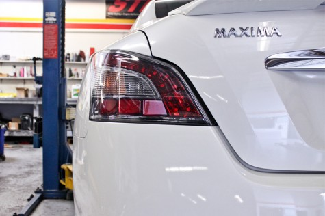Maxima Rear Tail Light