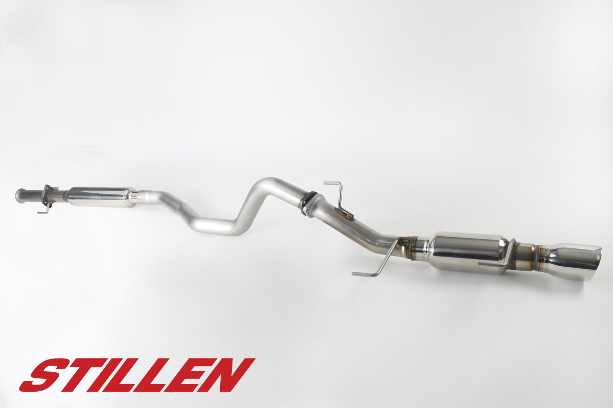 STILLEN Cat back Exhaust for Nissan Juke