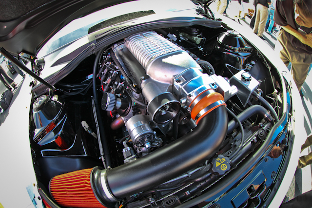 Camaro Whipple Supercharger
