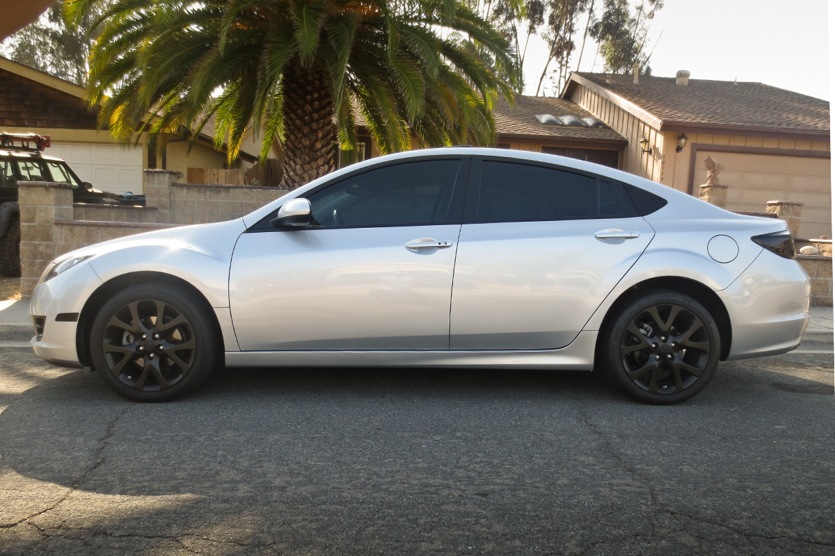 2010 mazda6 stock suspension
